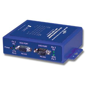 Heavy Industrial RS-232 Opto Isolated Repeater