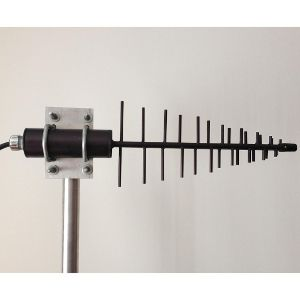8 dBi Yagi Wideband Cell Ant, 2' Cable N-Female