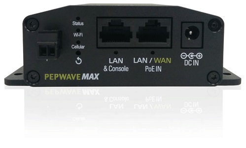 Pepwave BR1 Mini - LTE Advanced with WiFi and GPS