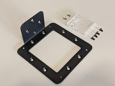 Peplink BR1 Mini, BR1 Classic, Transit Mini DIN Rail Bracket Kit